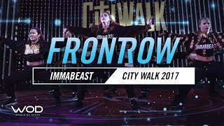 immaBEAST | FrontRow | World of Dance Live 2017 | #WODLive17