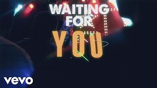 Jota Quest - Waiting For You (Party On) - Lyric Video