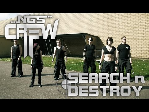 Studio-X - Search & Destroy