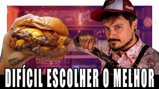 TRÊS BURGÃO FERA - XEPA! (TROCA DE MARMITAS)