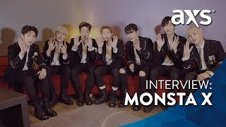 Monsta X: Interview