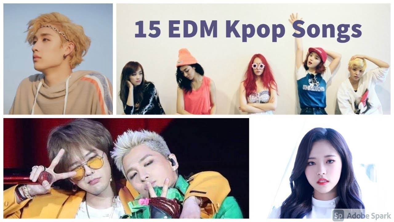 RingDongDing - 15 Kpop Songs to Show Your EDM Friends