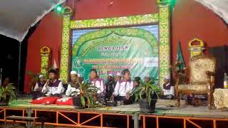 AL HIDAYAH PESAGI(yalal waton)live acara muwada'ah yayasan Ar Rohmah pesagi
