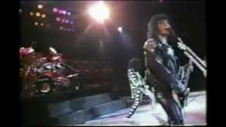 """KISS - Hell Or High Water  """"Video"""""""