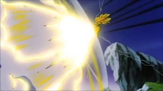 Goku vs Buu 'Die For Nothing' HD