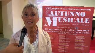 COSENZA: AUTUNNO MUSICALE 2021
