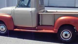 1950 GMC 1/2 Ton Pickup Truck Restored