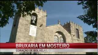 Bruxaria em mosteiro de Pedroso