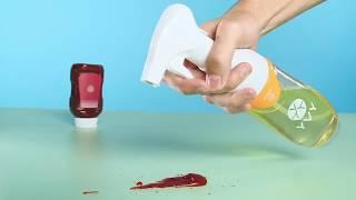 Como usar YVY - Limpando a Mesa
