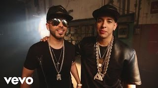 Yandel - Moviendo Caderas - Behind the Scenes ft. Daddy Yankee