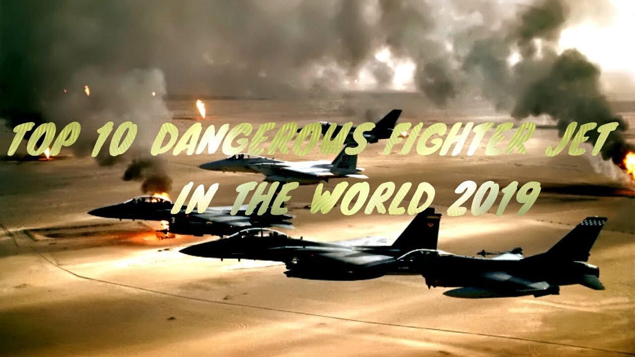 Download thumbnail for Top 10 dangerous fighter jet in the
