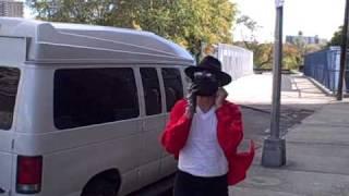 Michael Jackson Halloween 2k10
