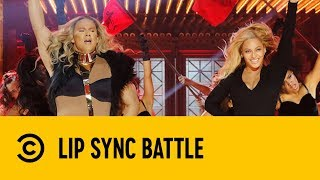 "Channing Tatum Performs Beyonce's ""Run The World"" 
