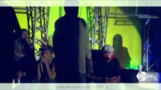 """Insolentes Rec """"Live"""" - Union Hip Hop Fest 3"""