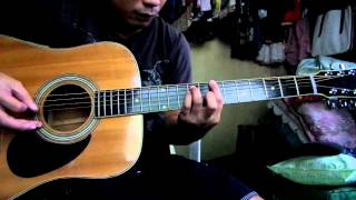 Paramore Ignorance Acoustic Guitar Cover