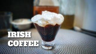 Como Fazer Irish Coffee (FRIENDS) | E Tome Drink!