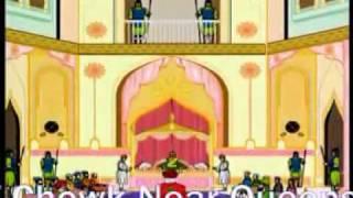01 Punjabi Cartoons Akbar Tay Achoo 01 width=