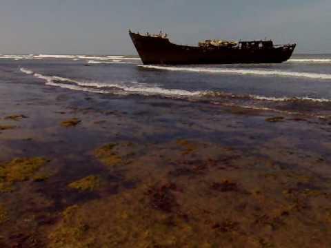 Ship Wreck Beach Western Sahara Morocco – Part 1