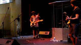 Vacations- Topography (Live@The Family Center