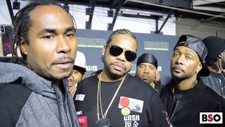 BONE THUGS-N-HARMONY ON TUPAC & THE FIRST TIME THEY ALL HUNG OUT