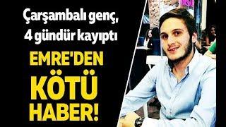 Samsun'da kayıp gencin cesedi bulundu!