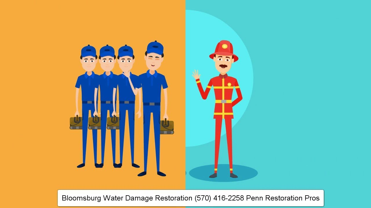 24 Hour Water Damage Service