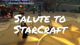 Salute to Starcraft - Achievement - World of Warcraft
