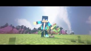 Minecraft intro no text