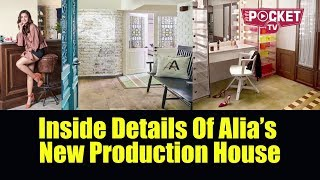 Alia Bhatt new production house Eternal Sunshine details (Brahmastra logo video at the end)