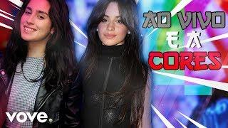 Lauren Jauregui ft. Camila Cabello - Ao Vivo E A Cores (HUMOR)