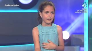 Se llama copla Junior | Esperanza Garrido: Romero verde