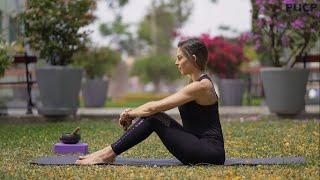 Ponte en Calma: Posturas de yoga para enfrentar el estrés en cuarentena