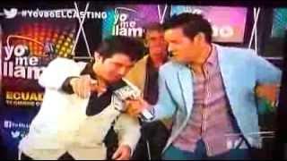 """YO ME LLAMO """"ELVIS PRESLEY"""" ECUATORIANO - EDISON MONTERO"""