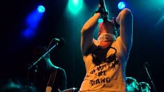 Nemesea - Whenever (live @ Hedon Zwolle 18.05.2012) 1/2