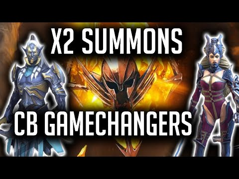 RAID: Shadow Legends | x2 Sacreds | Game changing Epics and Legendaries for Clan Boss