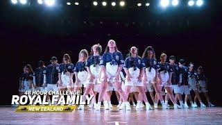 The Royal Family Dance Crew @ Studio Challenge 2018   Justin Timberlake