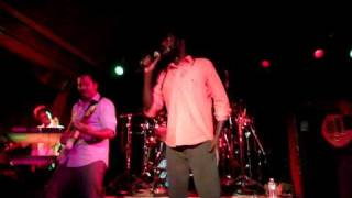 Buju Banton performing Mr. Nine at the Belly Up Tavern