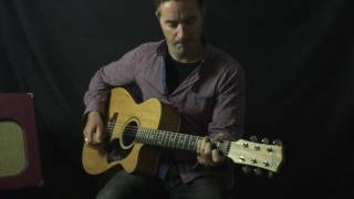 Waltzing Matilda For Solo Acoustic Guitar