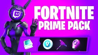 How to get twitch prime pack 3 in fortnite videos / InfiniTube