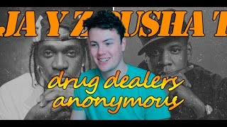 Pusha T Jay Z - Drug Dealers Anonymous first reaction review