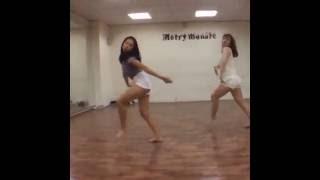 Crush by Jennifer Paige - Choreography by 觀觀