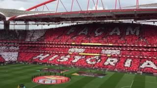 Para a História - Hino Benfica - Guimarães 2016/2017
