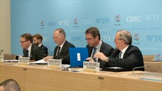 World Trade 2016 @WTO