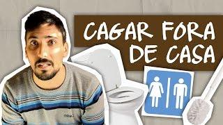 CAGAR FORA DE CASA