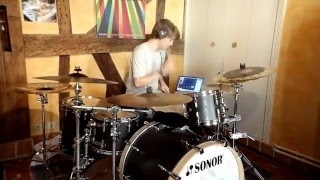 Nujabes - Lady Brown - Drum cover