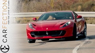 Ferrari 812 Superfast: The Full Review - Carfection