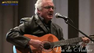 ANTÓNIO CORREIA (FADO) - DIA DA MULHER 2010 LEIRIA 4