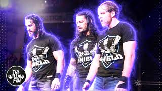"""WWE The Shield Theme Song """"Special Op"""" 2017/2018 ᴴᴰ [OFFICIAL THEME]"""