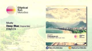 Musty - Deep Blue (Original Mix) [ESM174]