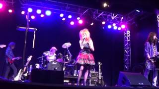 "Cyndi Lauper tribute band The True Colors - ""Time After Time"" (live clip)"